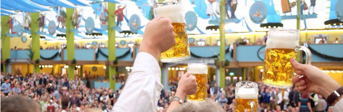 """Without our colleagues, Oktoberfest would not be possible"""