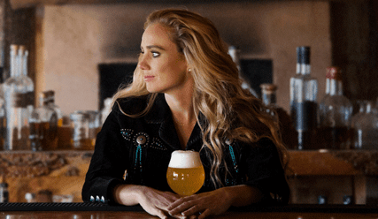 Meet Meg Gill: The Homebrew-Touting Host of VICELAND's Beerland