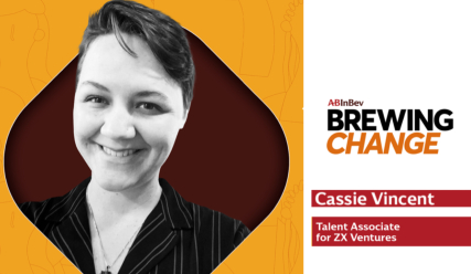 "Cassie Vincent is Brewing Change: Diversity and inclusion ""is not only the ethical thing to do, it's necessary for the beer industry to survive."""
