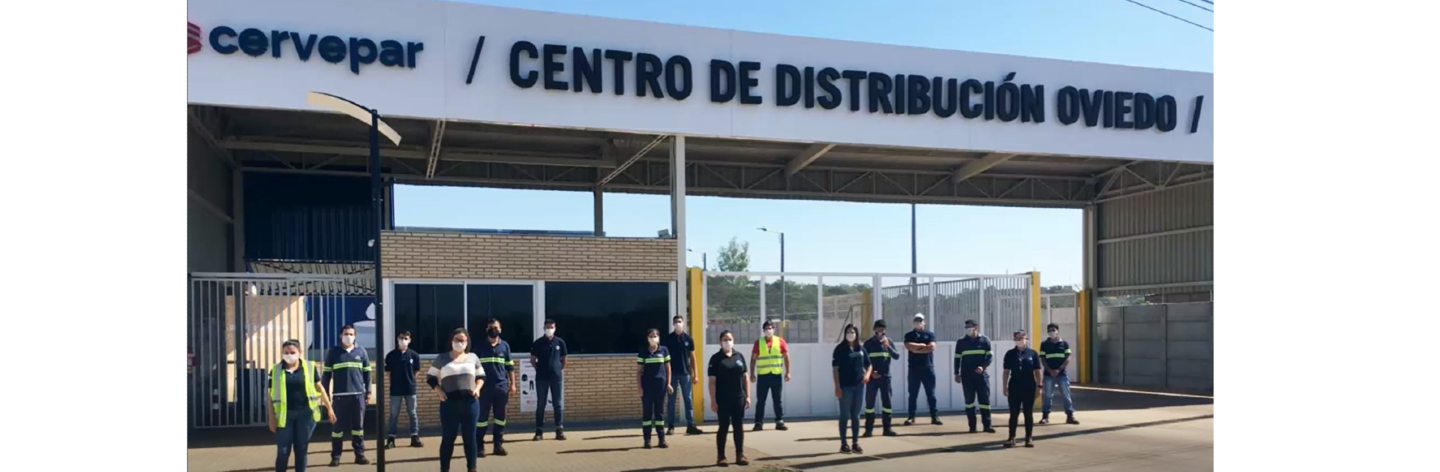 Cervepar helping front-line workers, families and businesses battle pandemic in Paraguay