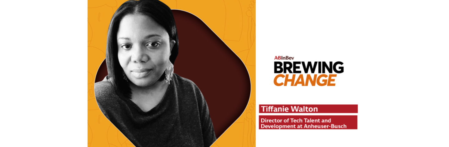 "Tiffanie Walton is brewing change: ""It's time to get uncomfortable! Immerse yourself in the experiences of others."""