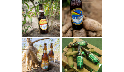What we brew here, we grew here: Local crops and tastes make beer authentically homegrown