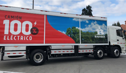 With 200 electric trucks rolling out in 2021, Bavaria will lead the largest electric cargo fleet in the country